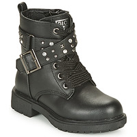 Chaussures Fille Boots Gioseppo WARIN Noir