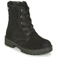 Chaussures Fille Boots Gioseppo DASSEL Noir
