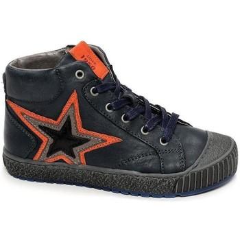 Chaussures Homme Baskets montantes Bellamy jim bleu marine