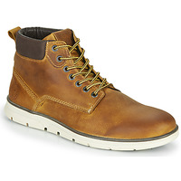Chaussures Homme Boots Jack & Jones JFW TUBAR LEATHER Marron