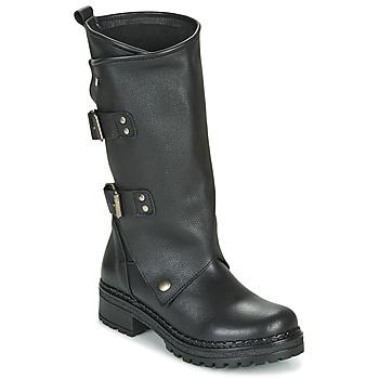 Chaussures Femme Bottes ville Musse & Cloud MARVIN Noir