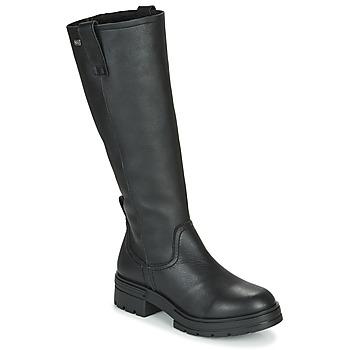 Chaussures Femme Bottes ville Musse & Cloud GEORGETE Noir