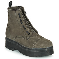 Chaussures Femme Boots Musse & Cloud ERICA Gris