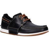 Chaussures Homme Chaussures bateau Timberland A241V Hegers Negro