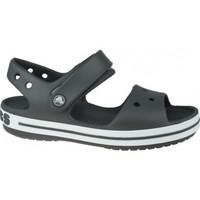 Chaussures Enfant Sandales et Nu-pieds Crocs Crocband Sandal Kids gris