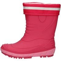 Chaussures Fille Bottes de pluie G&g TURBO 3000 ROSA