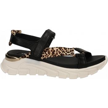 Chaussures Femme Sandales et Nu-pieds Tosca Blu PONZA c99-nero