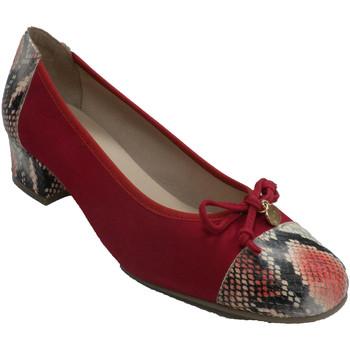 Chaussures Femme Escarpins Roldán Chaussure habillée femme type manoletina rojo