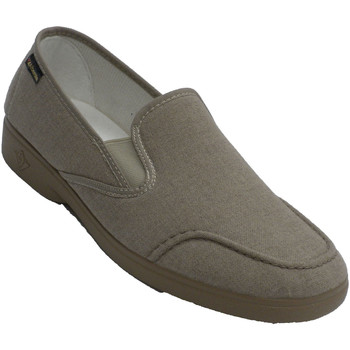 Chaussures Homme Chaussons Made In Spain 1940 Chaussures de marche homme à bout pointu beige