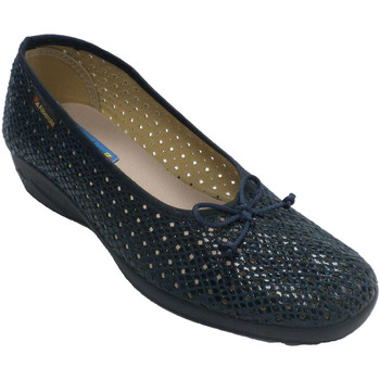 Chaussures Femme Chaussons Made In Spain 1940 Chaussures plates ajourées pour femmes A azul