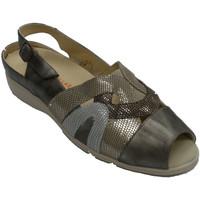 Chaussures Femme Sandales et Nu-pieds Doctor Cutillas Sandale spéciale femme pour semelles Doc beige