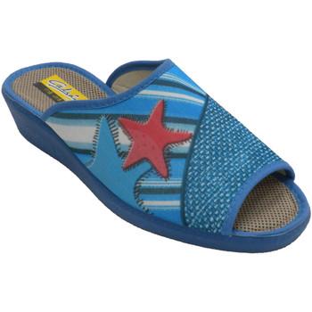 Chaussures Femme Chaussons Aguas Nuevas Tongs à bout ouvert étoile de mer étoile azul