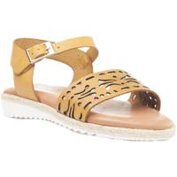 Chaussures Femme Sandales et Nu-pieds Montevita 64355 MUSTARD