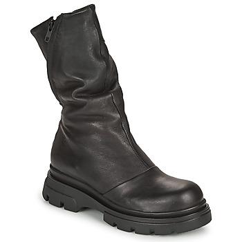 Chaussures Femme Bottes ville Papucei LUZ Noir