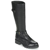 Chaussures Femme Bottes ville Pataugas CORA F4F Noir