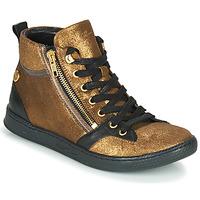 Chaussures Femme Baskets montantes Pataugas JULIA/CR F4F Mordoré