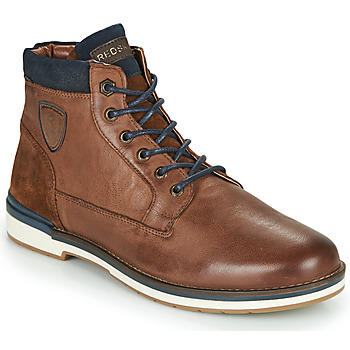 Chaussures Homme Boots Redskins ACCRO Marron