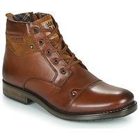 Chaussures Homme Boots Redskins NISSA Cognac