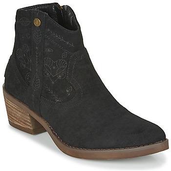 Chaussures Femme Bottines Refresh 72472 Noir