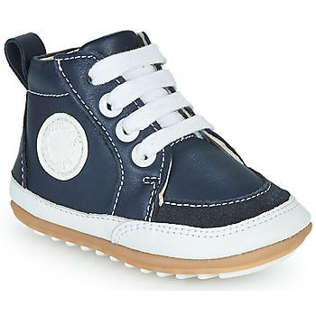 Chaussures Enfant Boots Robeez MIGO Marine