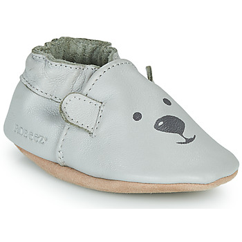 Chaussures Enfant Chaussons Robeez SWEETY BEAR Gris