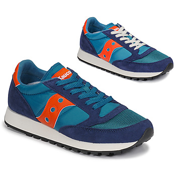 Chaussures Homme Baskets basses Saucony JAZZ VINTAGE Bleu / Orange