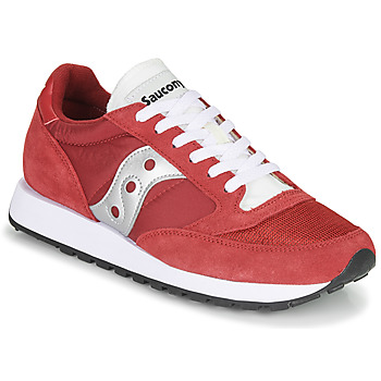 Chaussures Homme Baskets basses Saucony JAZZ VINTAGE Rouge / Blanc