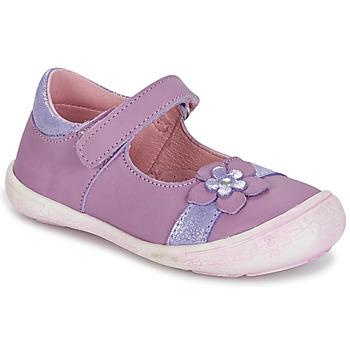 Chaussures Fille Ballerines / babies Citrouille et Compagnie RETUNE Violet