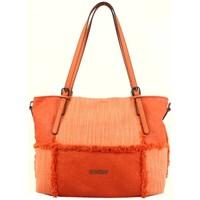Sacs Femme Cabas / Sacs shopping Mac Alyster Sac trapèze  Inspiration panache orange Multicolor
