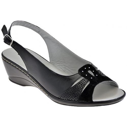 Chaussures Femme Sandales et Nu-pieds Confort 7038 Talon compensé