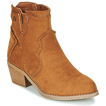 Chaussures Femme Bottines Xti 44614 Camel
