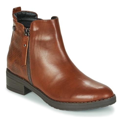Chaussures Femme Boots Xti 44721 Marron