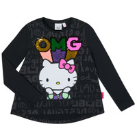 Vêtements Fille T-shirts manches longues Desigual BLACKBURN Multicolore