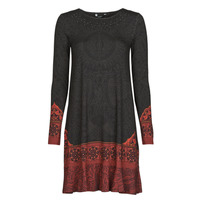 Vêtements Femme Robes courtes Desigual NAGOYA Multicolore