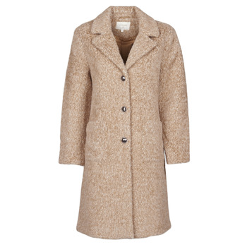 Vêtements Femme Manteaux Cream AMELIA COAT Beige
