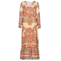 Vêtements Femme Robes longues Cream SANNIE DRESS Multicolor