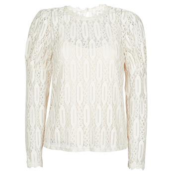 Vêtements Femme T-shirts manches courtes Cream VIVI LS TSHIRT Beige