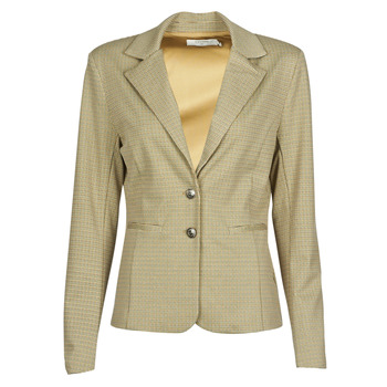 Vêtements Femme Vestes / Blazers Cream ANETT BLAZER Beige