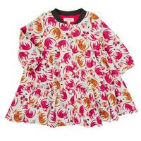 Vêtements Fille Robes courtes Catimini CR30093-35 Multicolore