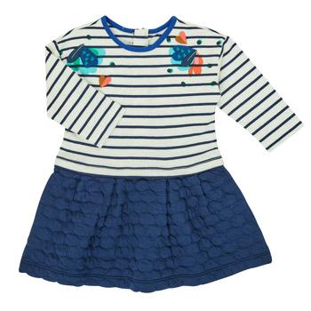 Vêtements Fille Robes courtes Catimini CR30133-12 Multicolore