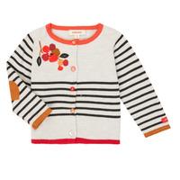 Vêtements Fille Gilets / Cardigans Catimini CR18003-19 Multicolore