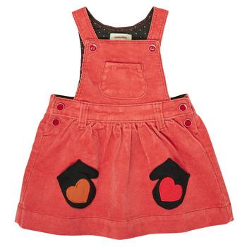 Vêtements Fille Robes courtes Catimini CR31003-67 Rouge