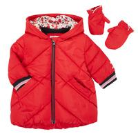 Vêtements Fille Doudounes Catimini CR42013-38 Rouge