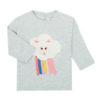 Vêtements Fille T-shirts manches longues Catimini CR10093-21 Gris