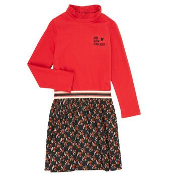 Vêtements Fille Robes courtes Catimini CR30035-38-C Multicolore