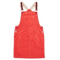 Vêtements Fille Robes courtes Catimini CR31025-67-C Rouge