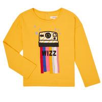Vêtements Fille T-shirts manches longues Catimini CR10135-72-J Jaune