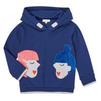 Vêtements Fille Sweats Catimini CR15065-46-J Bleu