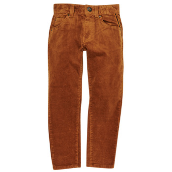Vêtements Garçon Pantalons 5 poches Catimini CR22024-64-J Marron