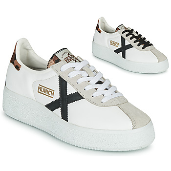 Chaussures Femme Baskets basses Munich BARRU SKY Blanc